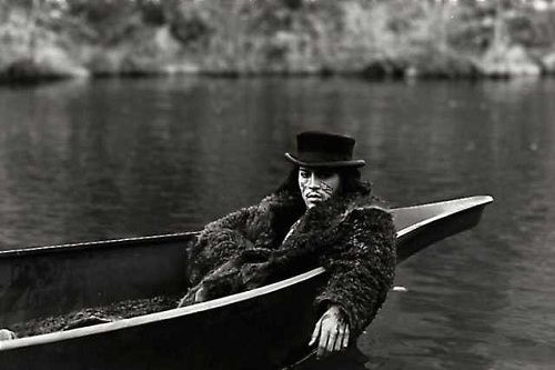 Depp. Dead Man.