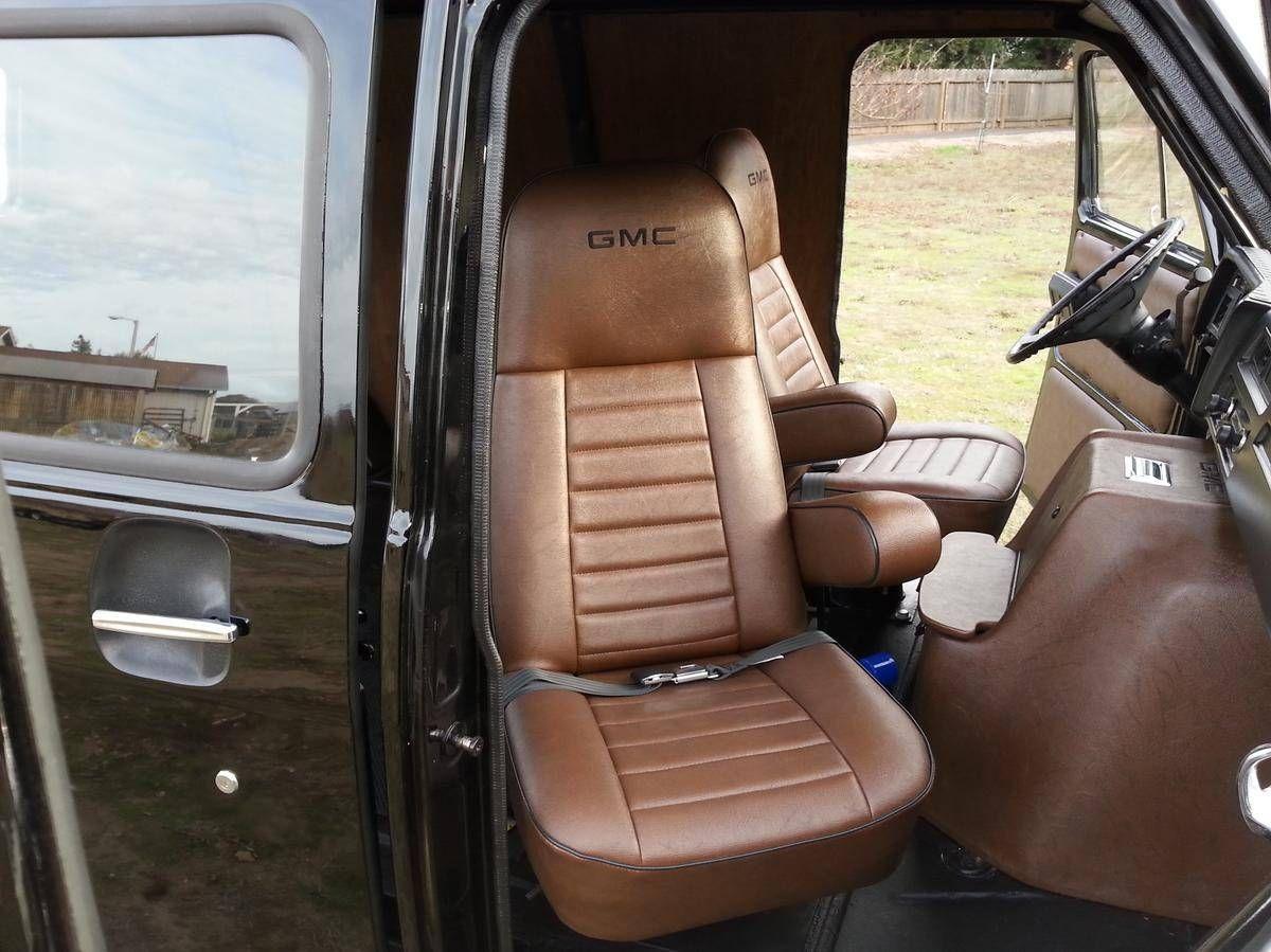 Hemmings Find Of The Day 1975 Gmc Vandura 4 4 Gmc Vans Custom