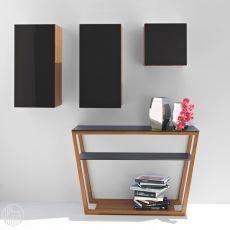die besten 25 konsolentisch holz ideen auf pinterest industrieller beistelltisch haarnadel. Black Bedroom Furniture Sets. Home Design Ideas
