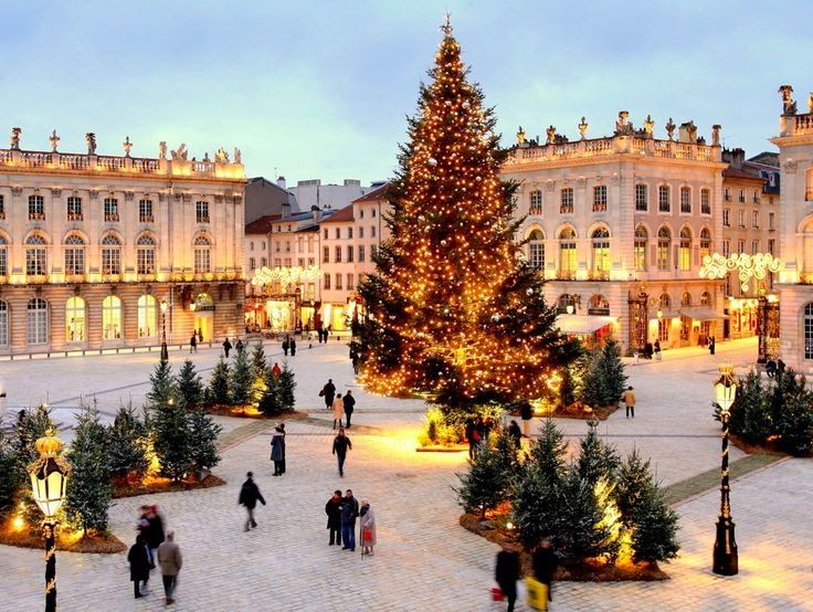 Noel En France Noël en France | Scenery, Christmas aesthetic, Places to visit