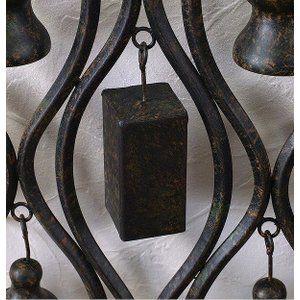 Patina Iron Wall Deco Bell Lサイズ Fadr1113 アンティーク風 ベル
