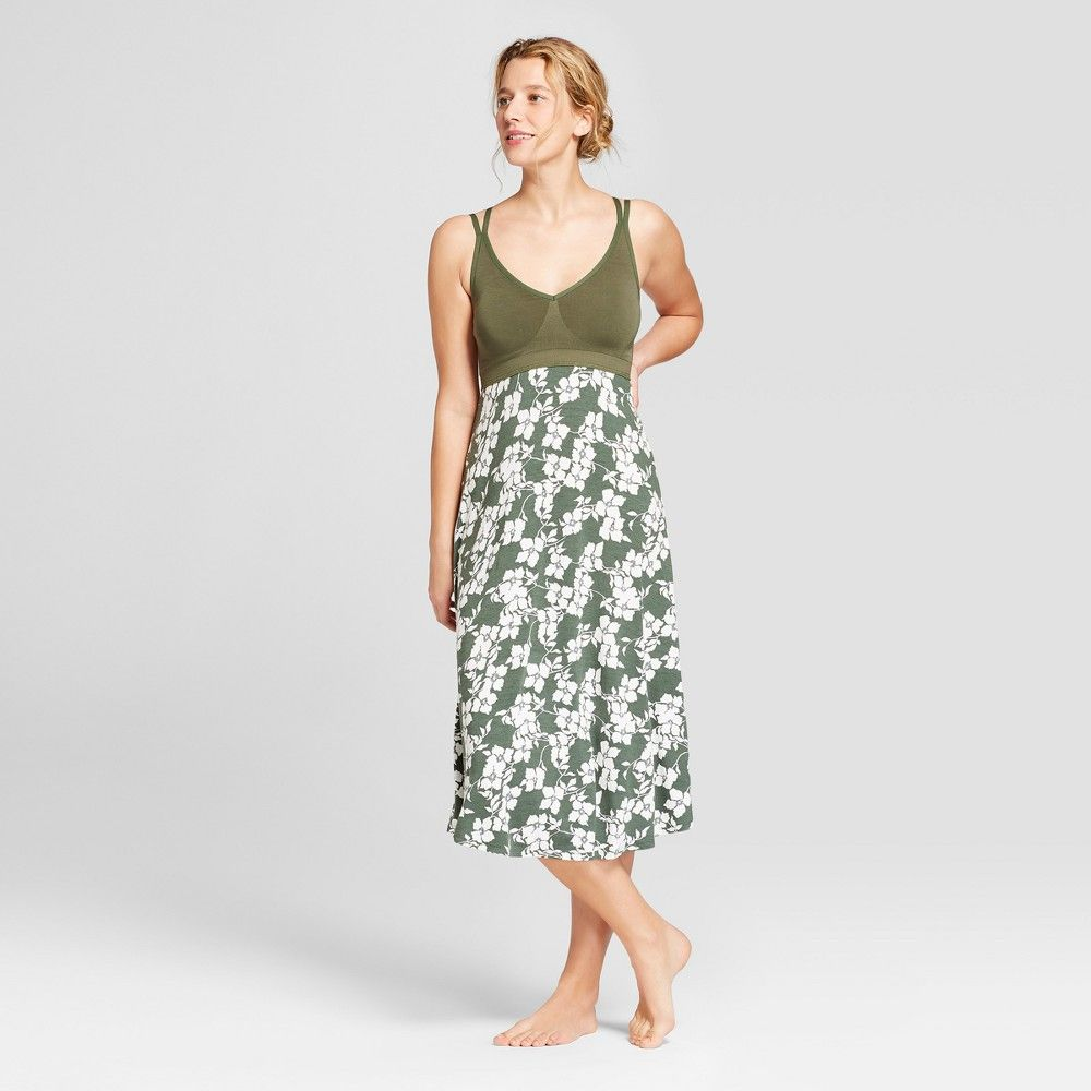The Total Comfort Seamless Pajama Gown from Gilligan and O Malley is the  perfect pick for breezy ... 7ff9c74d1