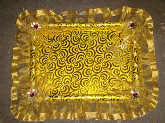 Tray Decoration For Wedding Amusing Plates For Wedding Reception Mehendihenna Tattos Mehendi Design Ideas