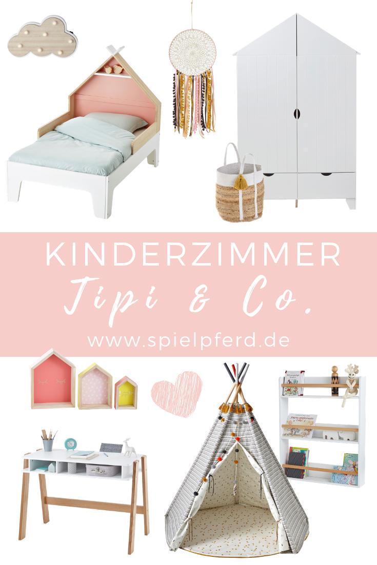Kinderzimmer Ideen für TipiFans und weitere Favoriten von