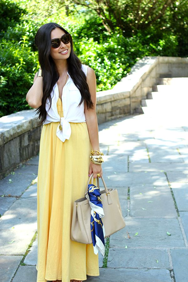 With Love From Kat : Yellow