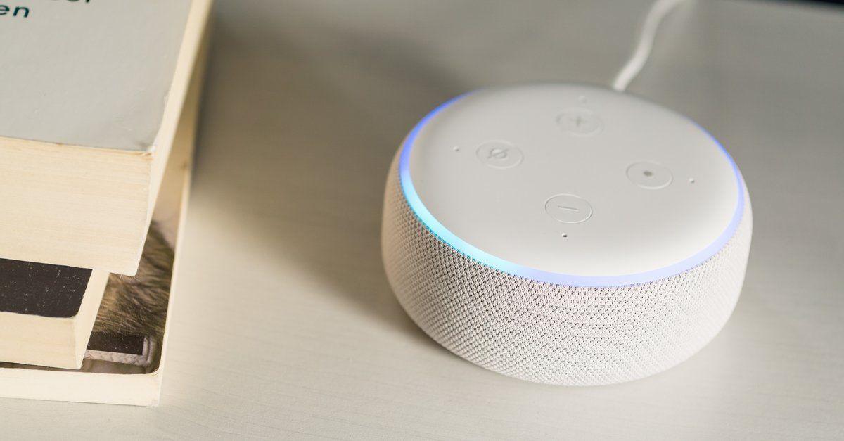 Amazon Echo Dot 3 Generation Im Test Mehr Stimme Fur Alexa Echo Dot Amazon Echo Prime Day