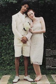 J Crew Bride And Groom With Shorts