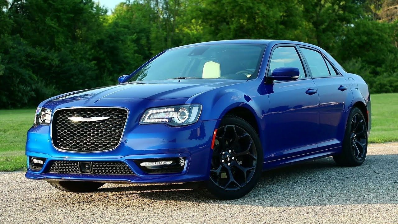 2019 Chrysler 300S | Chrysler 300, Chrysler 300s, Chrysler ...