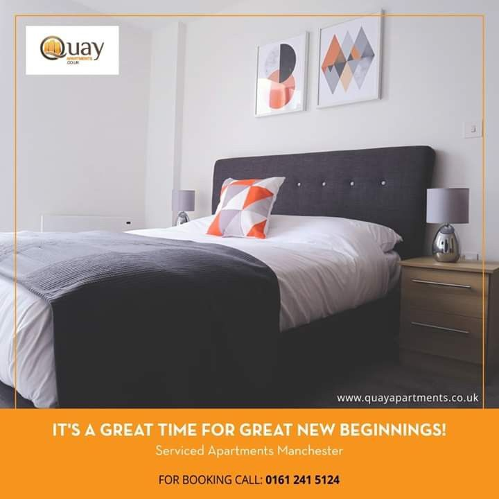 Looking For A Luxury Serviced Apartment In Manchester