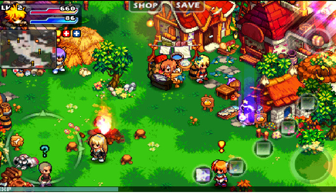 Download Free Source code Android Game RPG 3D Release Ver