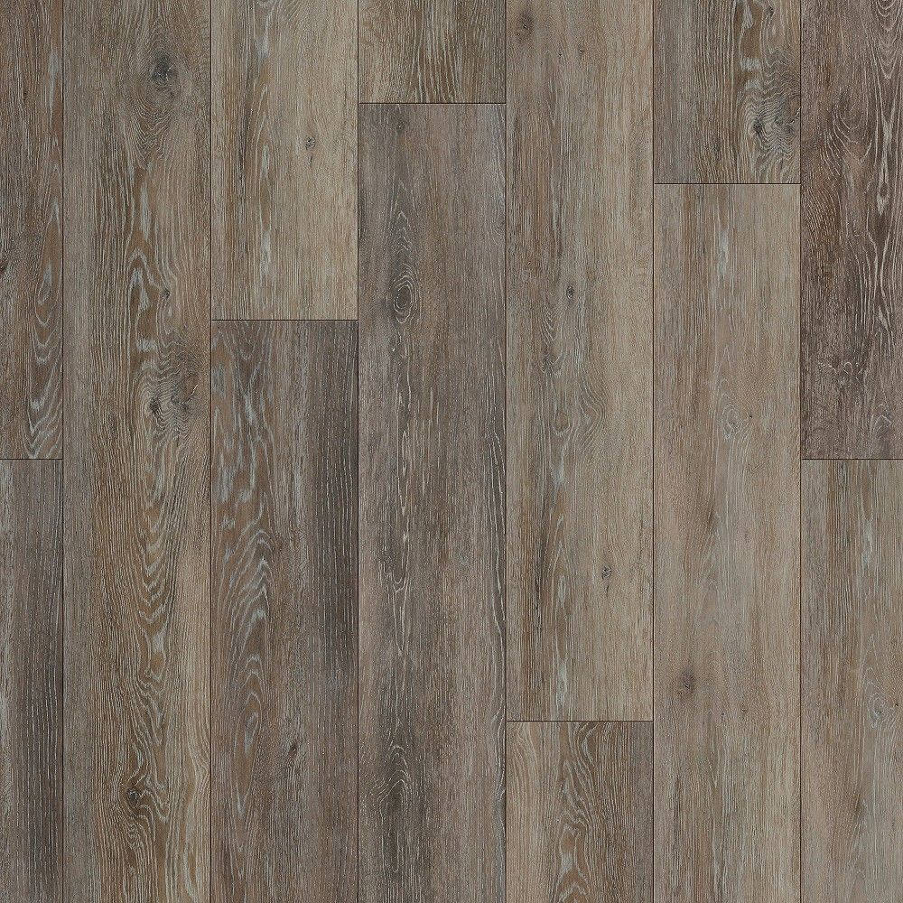 "US Floors Coretec Plus 7"" Plank 50LVP706 Alabaster Oak"