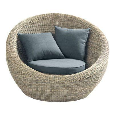 maisons du monde fauteuil de terrasse maisons du monde fauteuil rond gris salon fauteuil. Black Bedroom Furniture Sets. Home Design Ideas