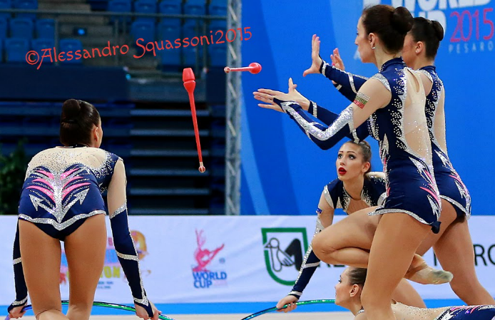 Group Bulgaria, WC Pesaro 2015