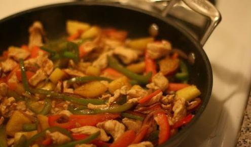 طريقة عمل وصفة الدجاج الصيني بالخضار Recipes Cooking Recipes Lunch Recipes