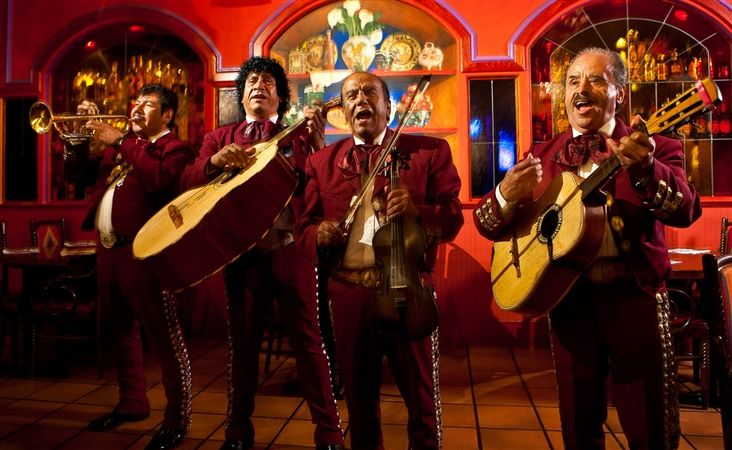 Casa De Pico Best Mexican Restaurant Cantina La Mesa San Go California
