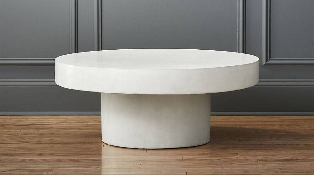 Shroom Coffee Table By Cb2 Coffee Table White Coffee Table