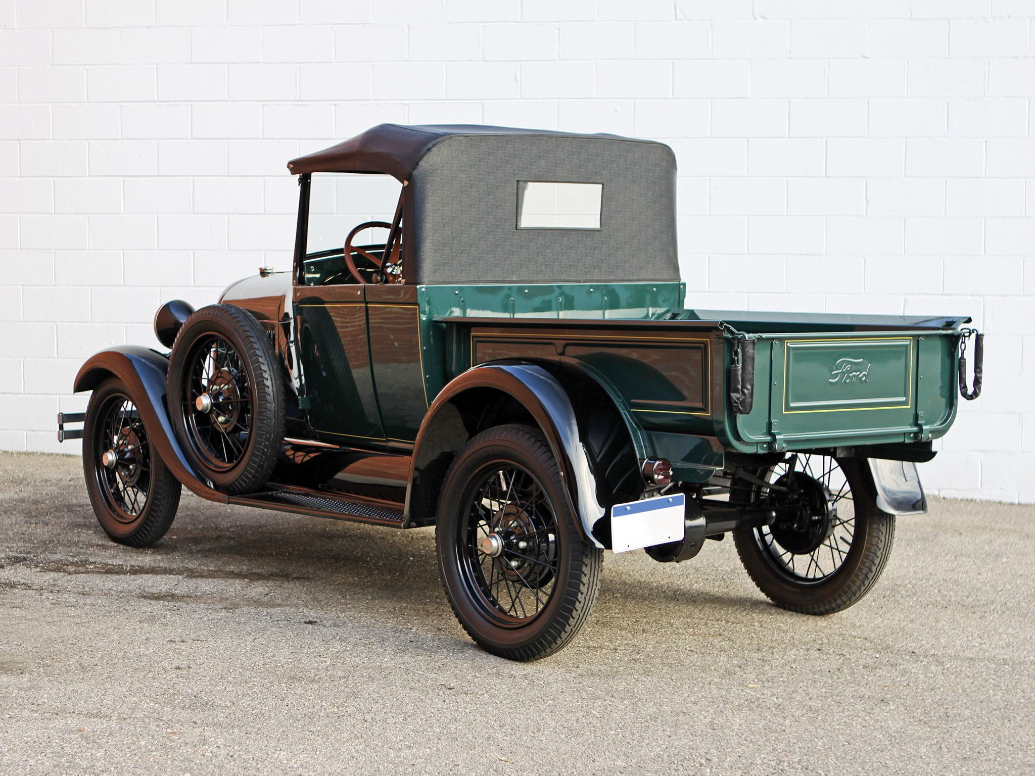 1927 29 Ford Model A Roadster Pickup With Images Ford Models