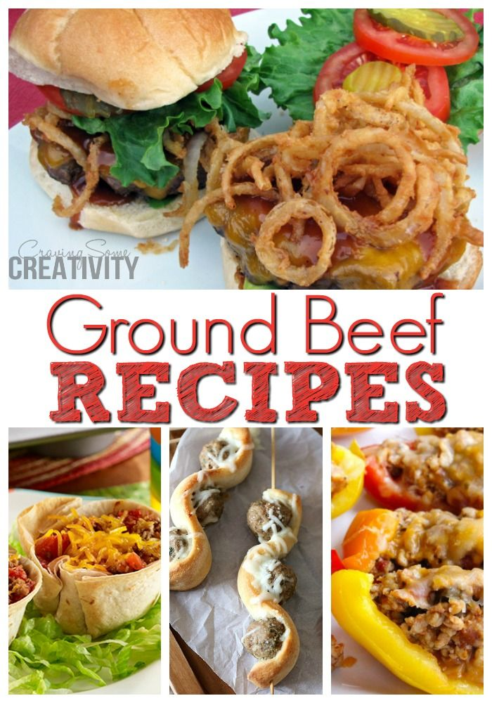12 Yummy Ground Beef Recipes You Can Make For Supper Tonight Beef