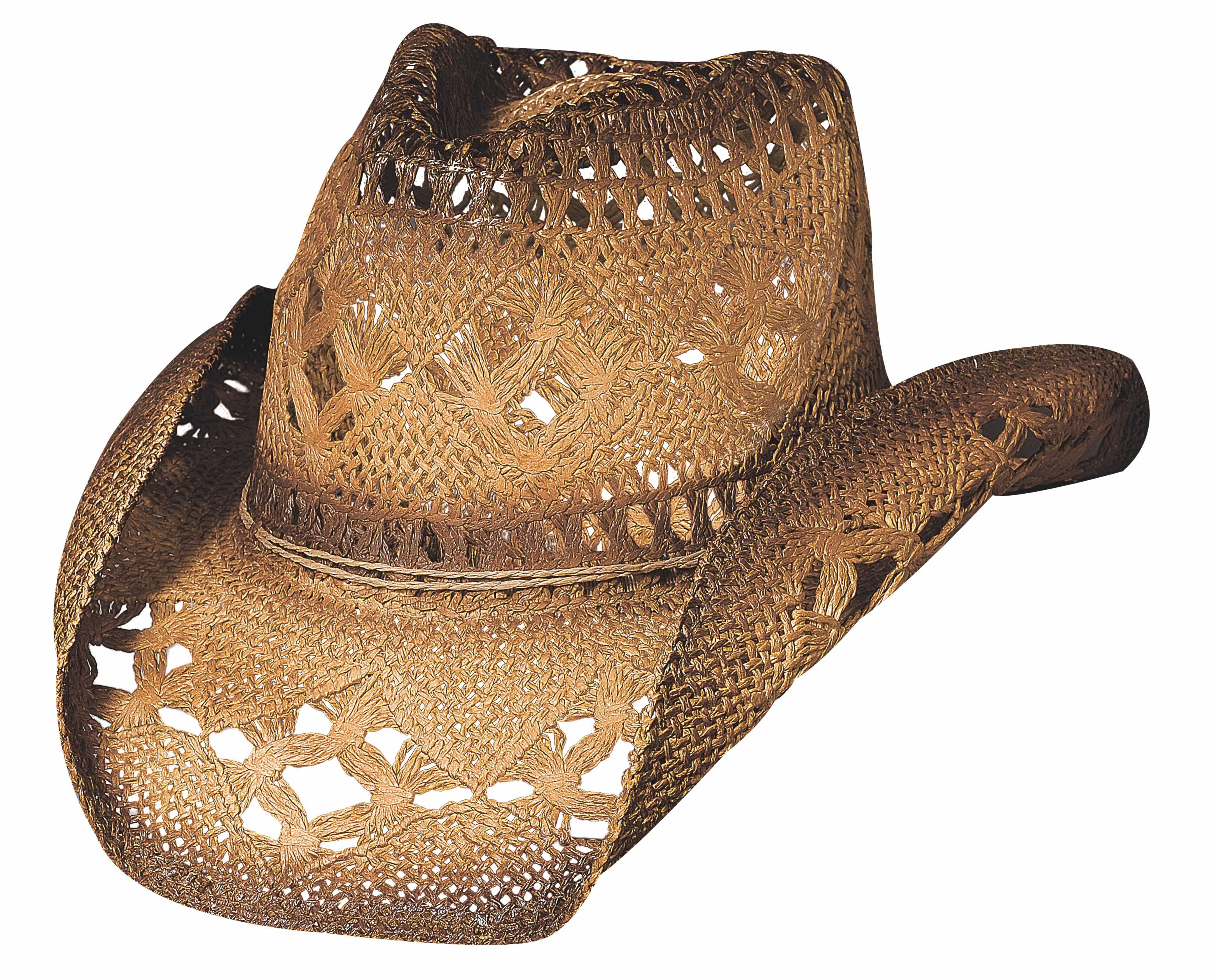 0f88f9b9cba Bullhide Scorched Vented Cowboy Hat - Straw Cowboy Hat For Women ...