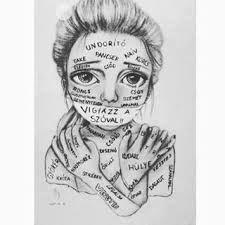 Sad_Art  Drawing Of A Sad Girl Tumblr