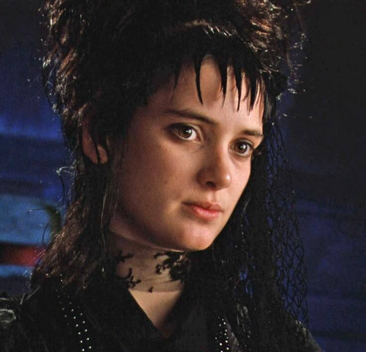 lydia deetz from beetle juice � scenes from movies