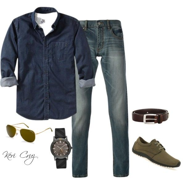 Relaxed, created by keri-cruz on Polyvore