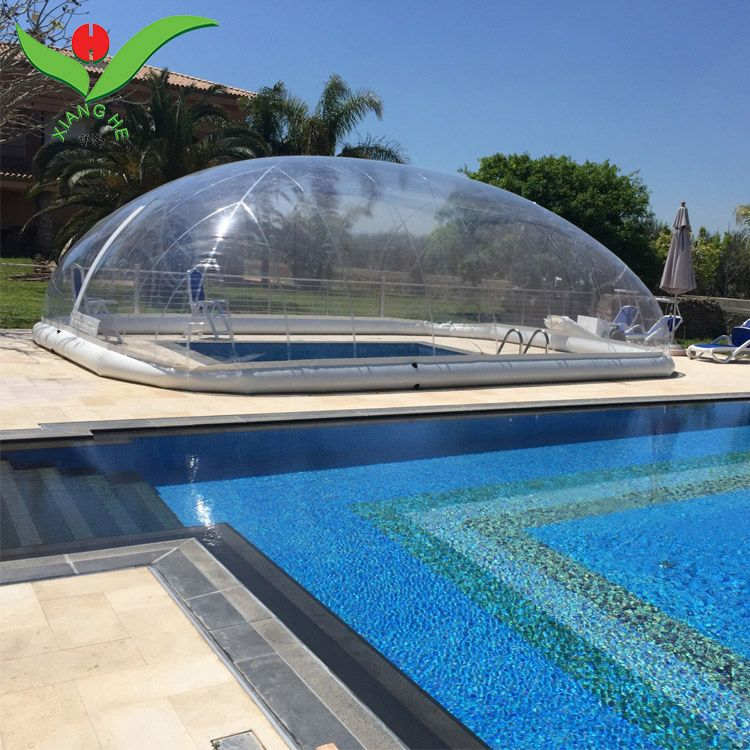 Inflatable cover for swimming pools. Welcome to customized ...