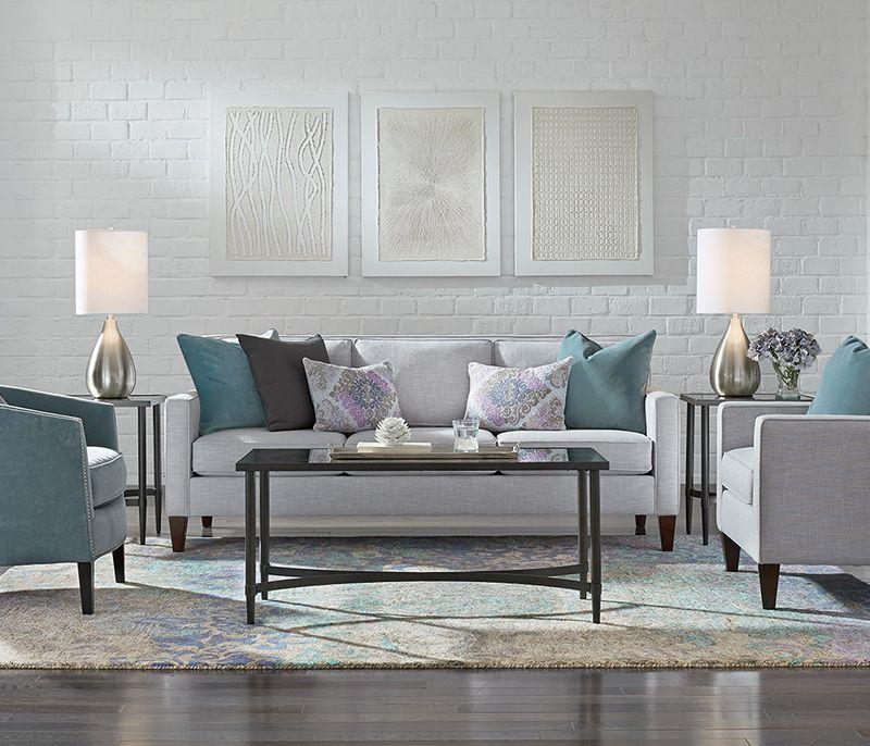Amazing Abbott 81 Sofa Boston Interiors Living Room Furniture Short Links Chair Design For Home Short Linksinfo