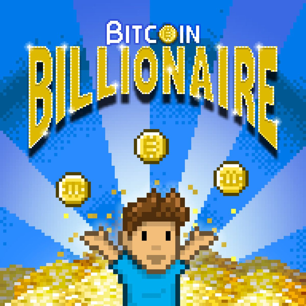 A blog about finance and economic news App hack, Bitcoin
