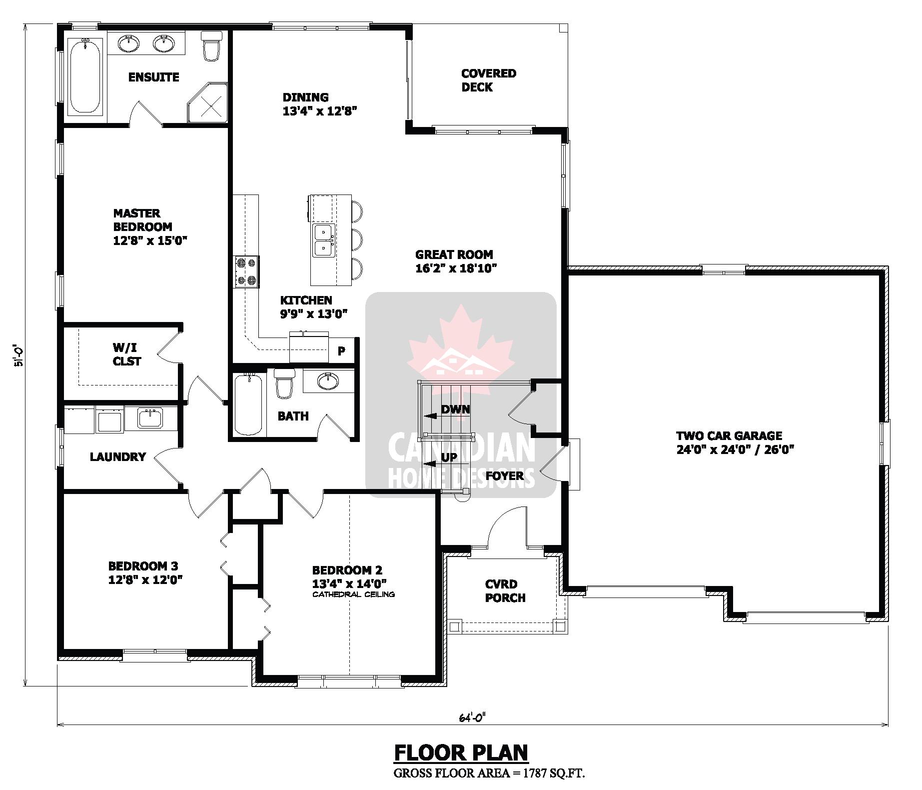 Stupendous Small House Floor Plans Hillside House Plans Small House Floor Largest Home Design Picture Inspirations Pitcheantrous