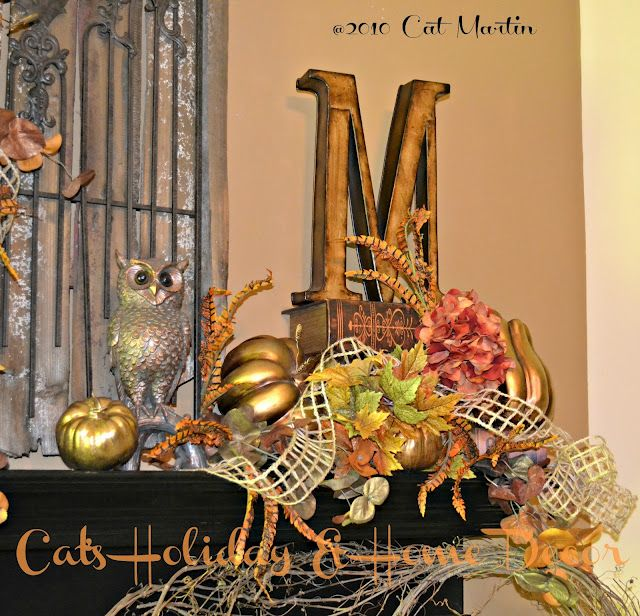 Cat's Holiday & Home Decor