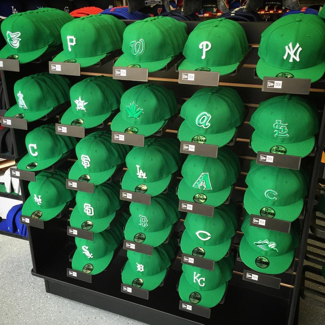 """""""Order your '2016 ST PATRICKS DAY' Hats by New Era now at www.HATLAND.com. Supplies are very limited. #Hatland #stpatricksday #NewEra #neweracap #fitted"""""""