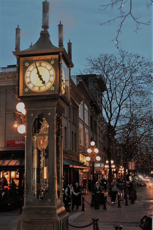 Gastown, Vancouver – o bairro mais charmoso da cidade