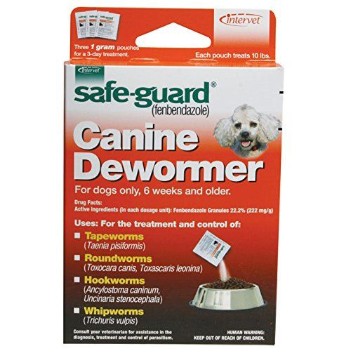 Safeguard Dog Dewormer You Can Find More Details By Visiting The Image Link Dogs Puppies Dogs Dog Supplies