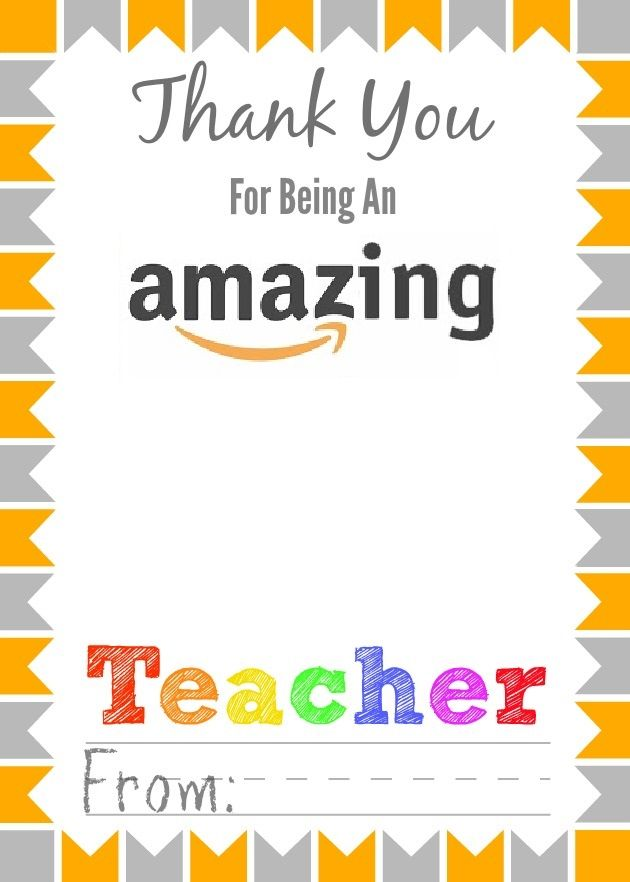 graphic about Teacher Appreciation Cards Printable known as Absolutely free Printable Instructor Appreciation Present Card Holders