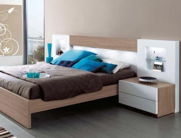 Dormitorios modernos harold lorena pinterest for Decoracion de dormitorios matrimoniales modernos