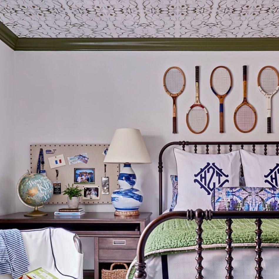 Love This Bedroom @tracizeller Designed For Her Young