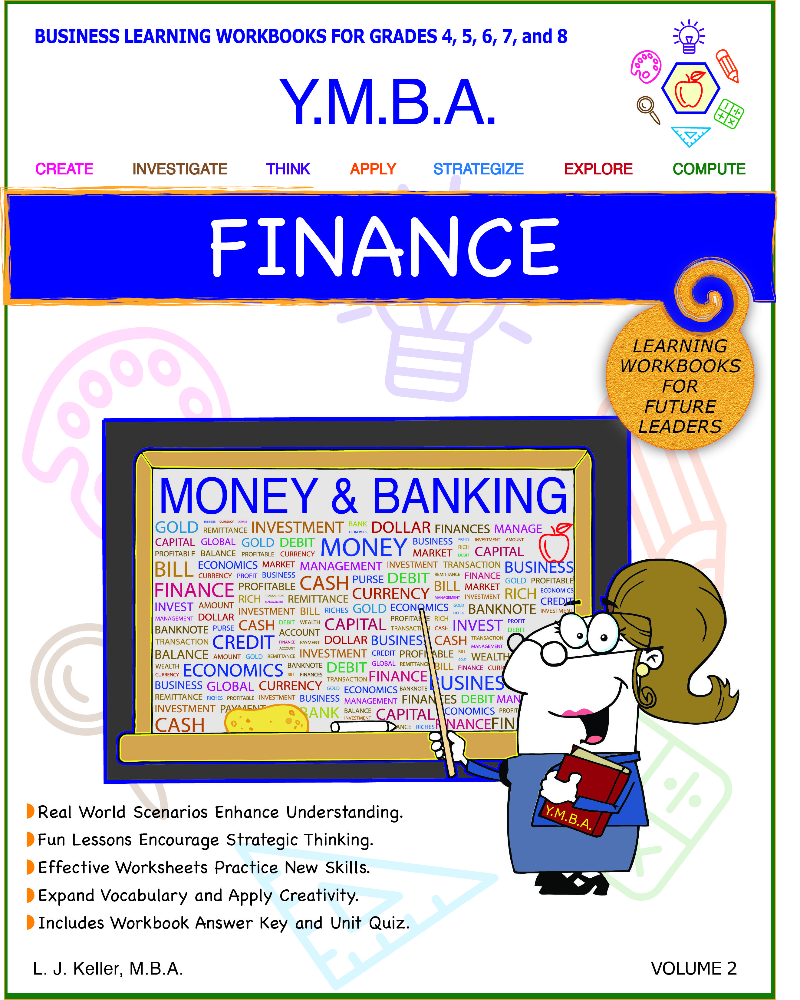 YMBA Finance workbook now available. Download free sample ...