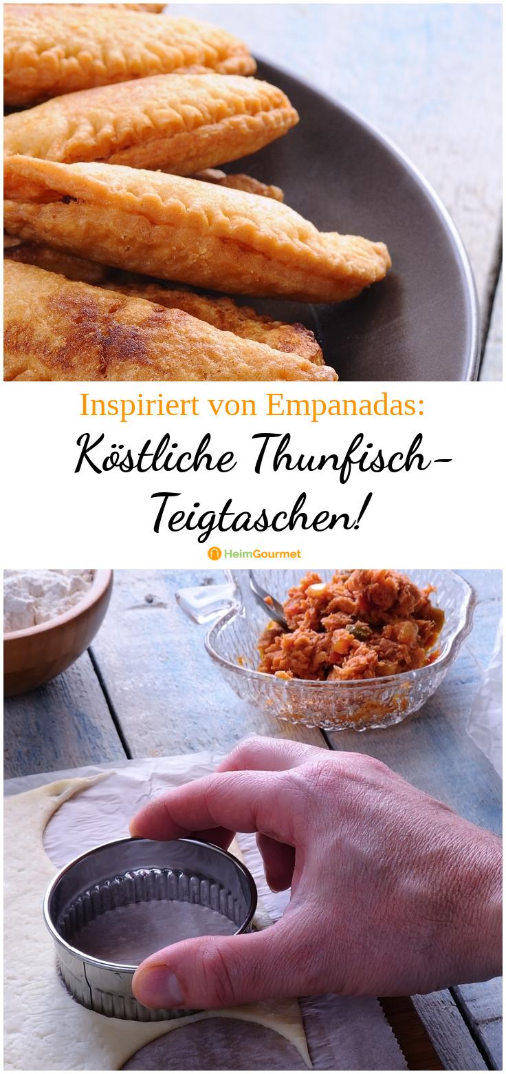 Inspiriert durch argentinische Empanadas: Köstliche Thunfisch