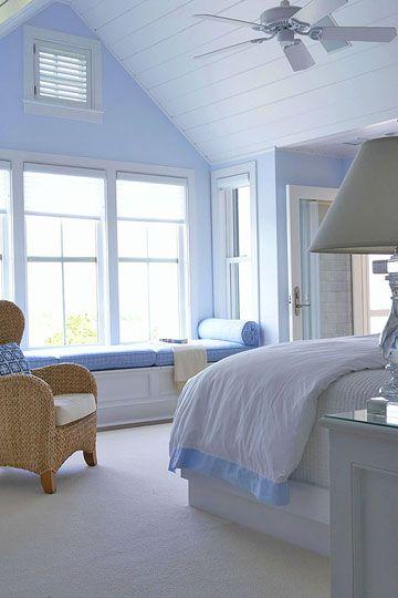 Periwinkle Bedroom Pinterest
