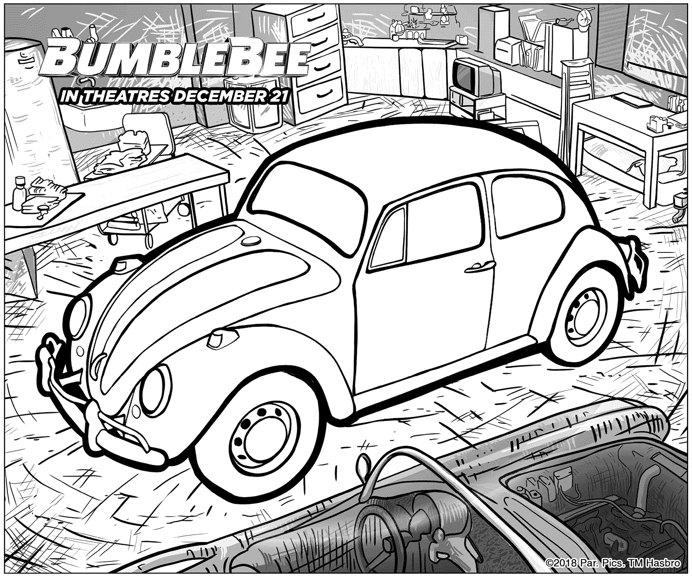 Bumblebee Coloring Pages Best Coloring Pages For Kids in