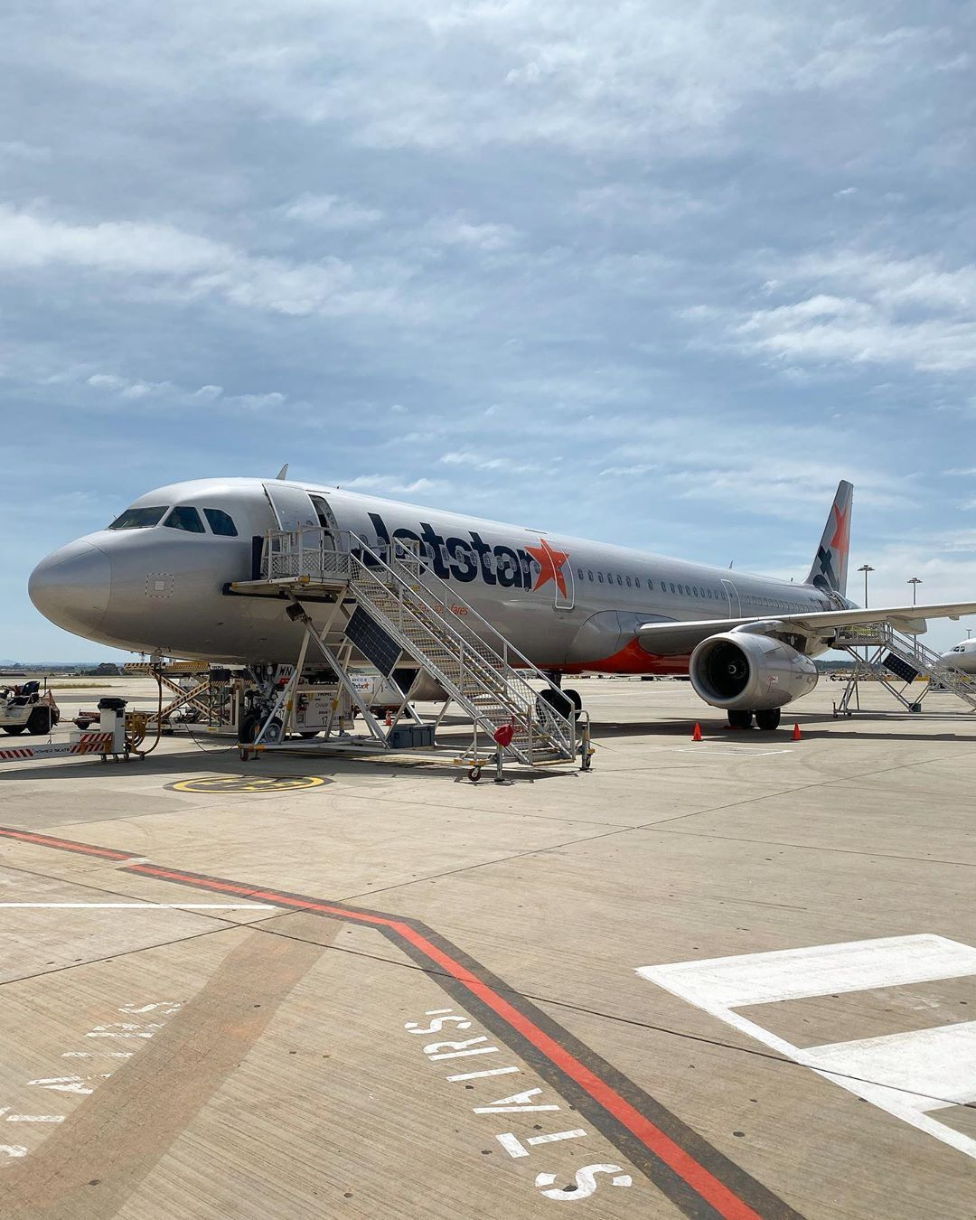 jetstar jetstaraustralia airbus a320 melbourne