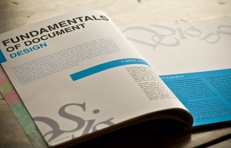 creative document design - Google Search Layout design - design document