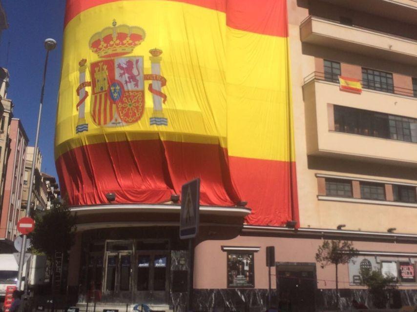 Detenidos 7 defensores de la independencia de Cataluña por desórdenes en Madrid