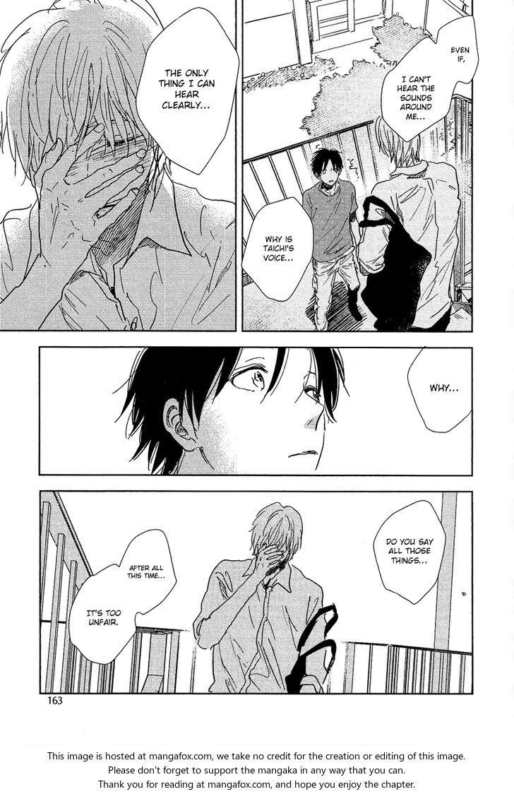 Hidamari ga kikoeru 5 at mangafox me need to read manga manga anime manga to read