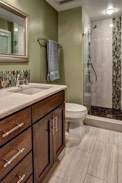Bellevue Bathroom Remodels  Contemporary  Bathroom  Seattle Extraordinary Bathroom Remodel Seattle 2018