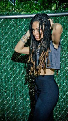Ledisi long locs dreads - Google Search