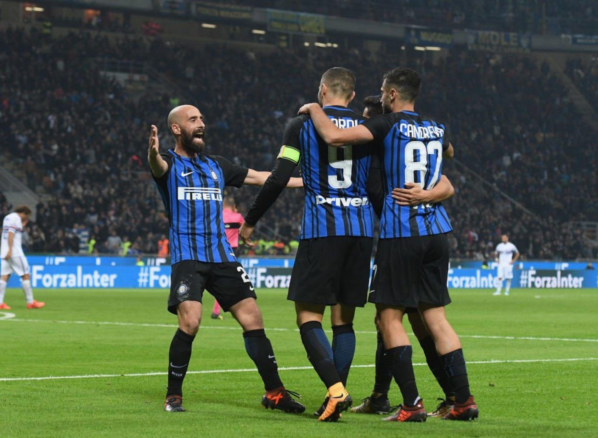 L'Inter si sta rafforzando. Il Napoli farà una grande