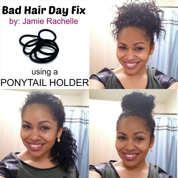 Bad Hair Day Fix Bad Hair Day Curly Hair Styles Hair Day