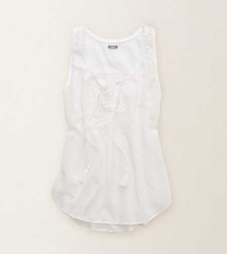 Aerie Henley Tank - Buy One Get One 50% Off